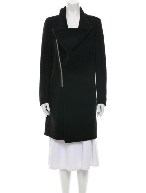 Rick Owens Coat Black