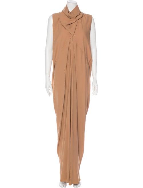 Rick Owens 2012 Long Dress