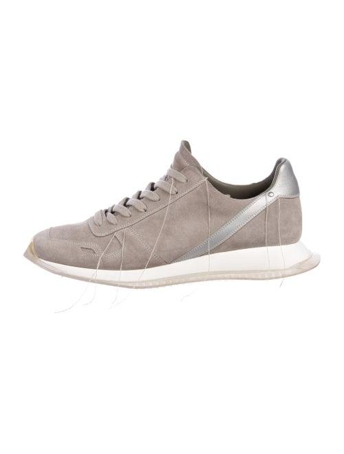 Rick Owens Babel Vintage Runner Sneakers grey