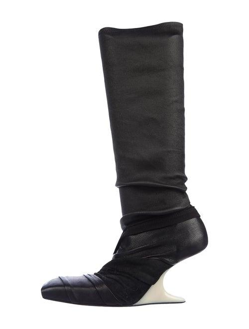 Rick Owens Boots Black