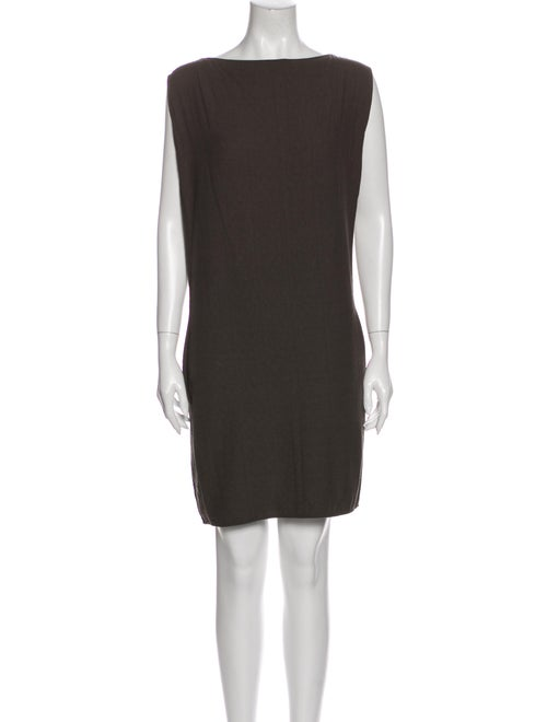 Rick Owens 2011 Mini Dress