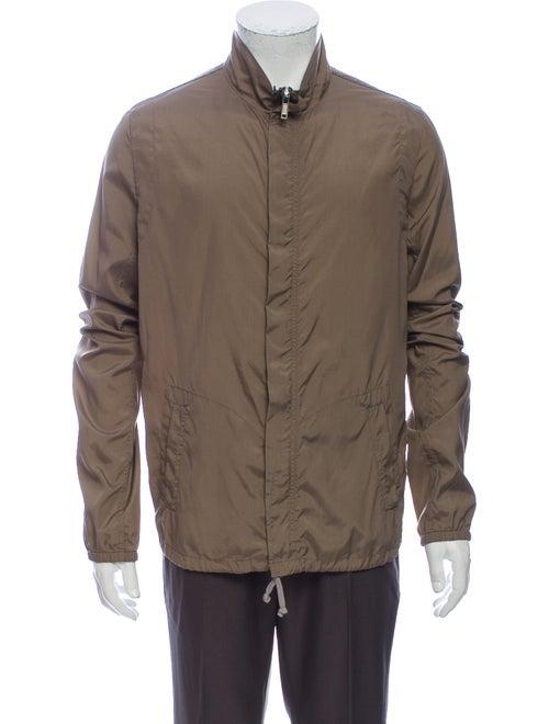 Rick Owens Silk Jacket