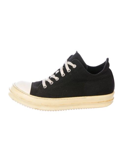 Rick Owens Sneakers Black