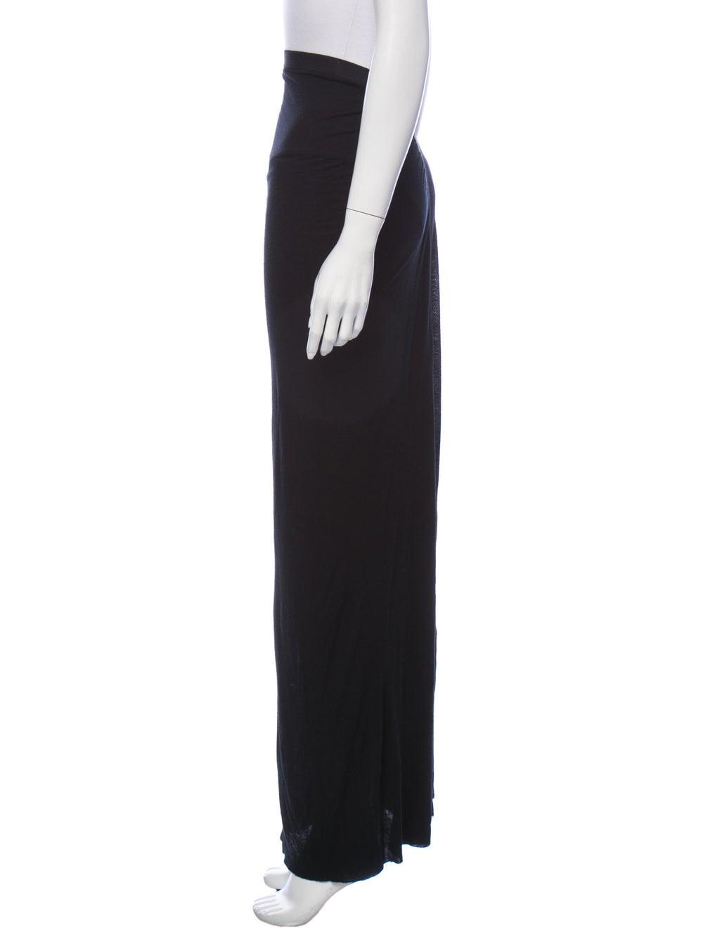 Rick Owens Long Skirt Black - image 2