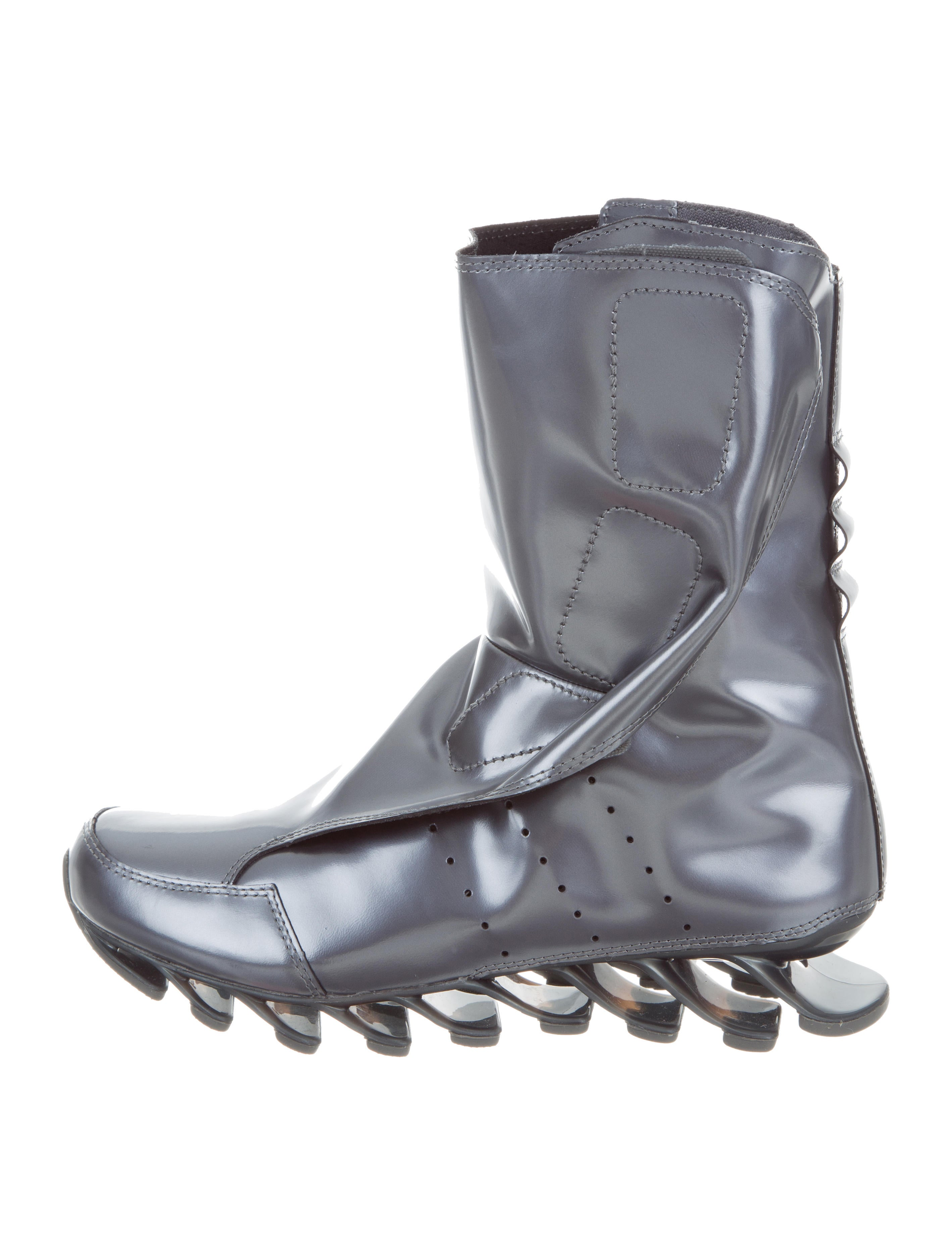 b426772fe ... get rick owens x adidas 2015 springblade ankle boots. 2015 springblade  ankle boots 8a417 8f1b2