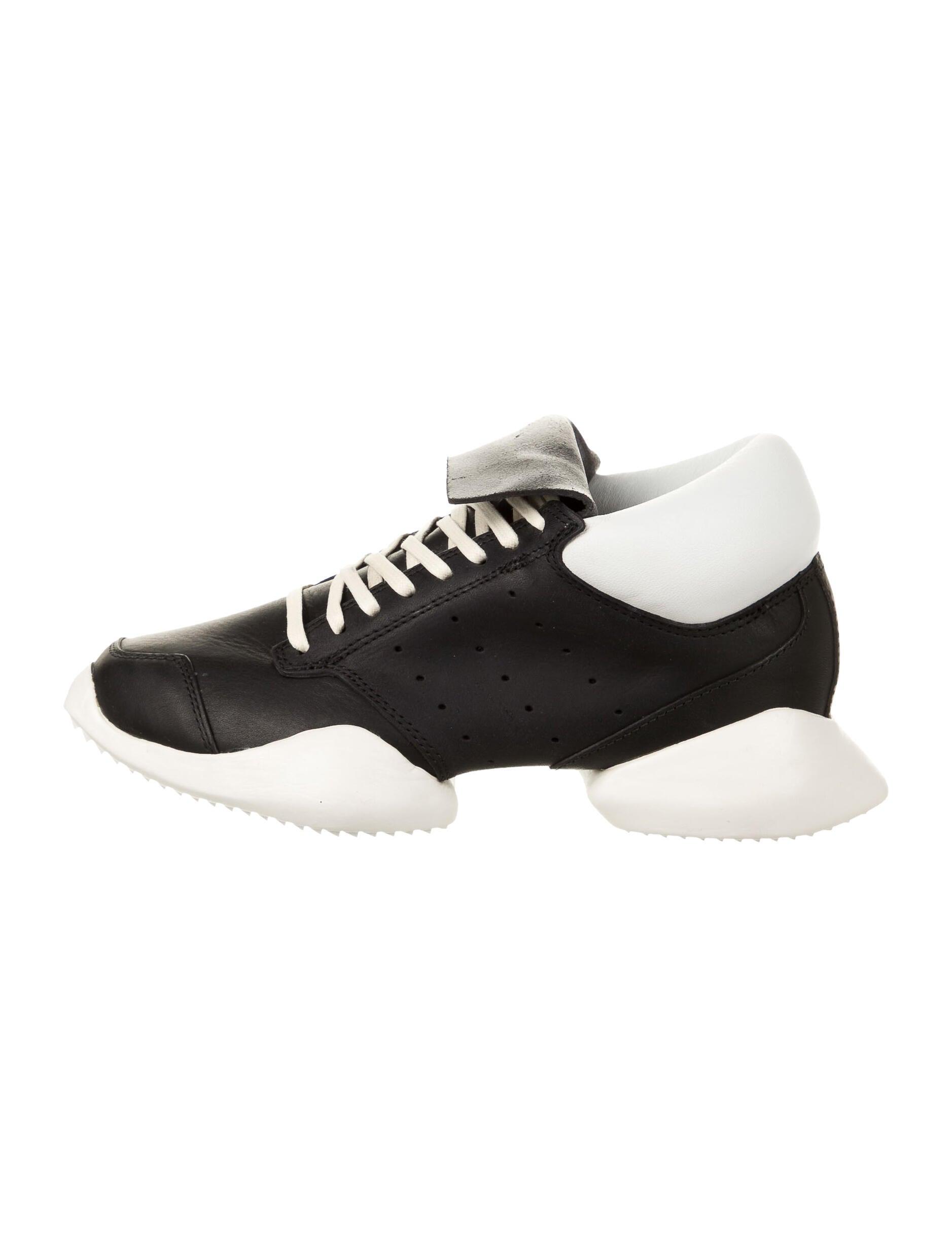 Rick Owens x Adidas Tech Runner