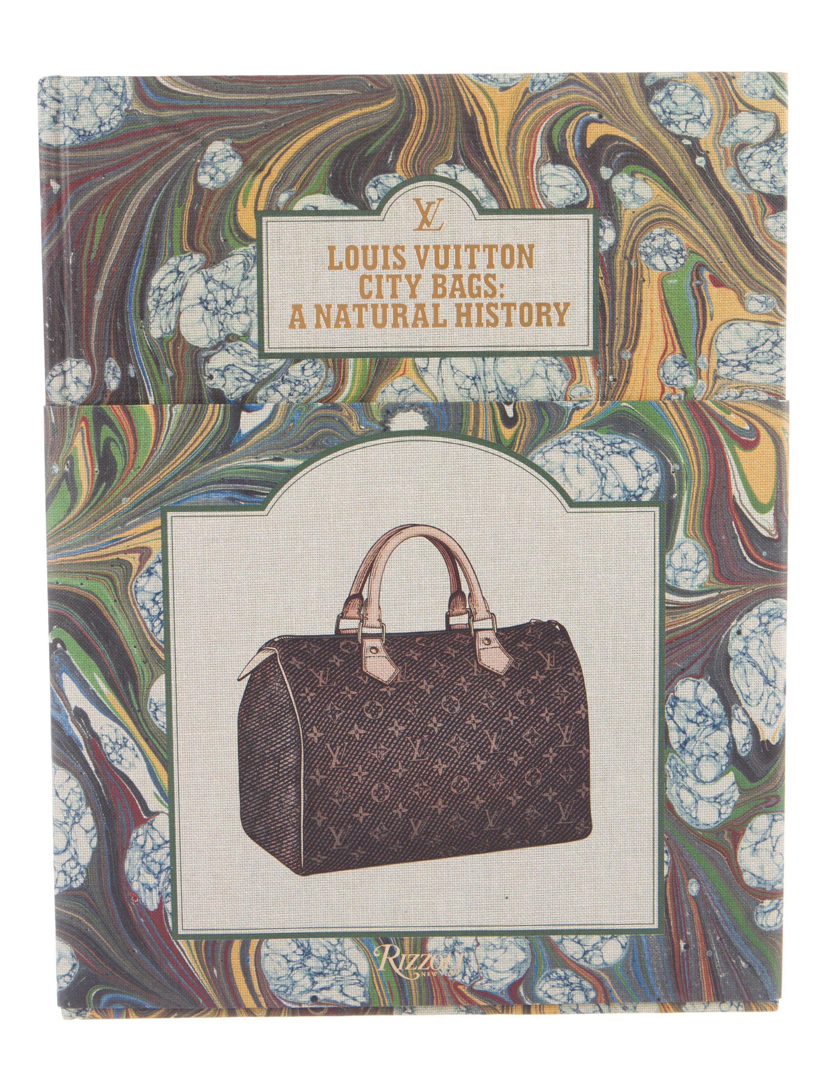 rizzoli louis vuitton city bags a natural history decor and accessories rizzo20045 the. Black Bedroom Furniture Sets. Home Design Ideas