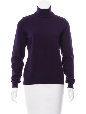 Ralph Lauren Purple Label Cashmere Turtleneck Sweater w/ Tags None