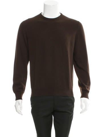 Ralph Lauren Purple Label Cashmere Crew Neck Sweater None