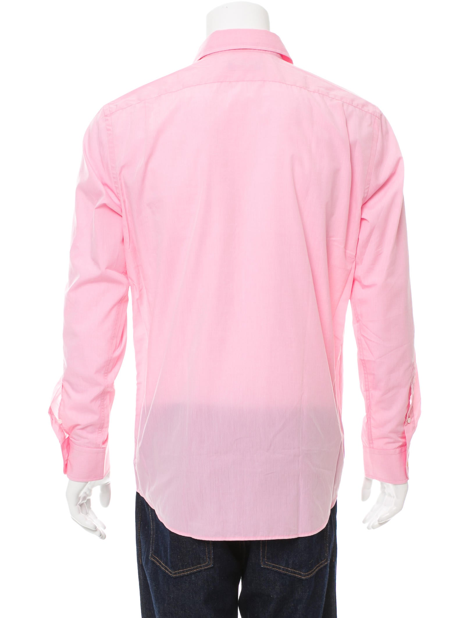 Ralph lauren purple label woven button up shirt w tags Woven t shirt tags