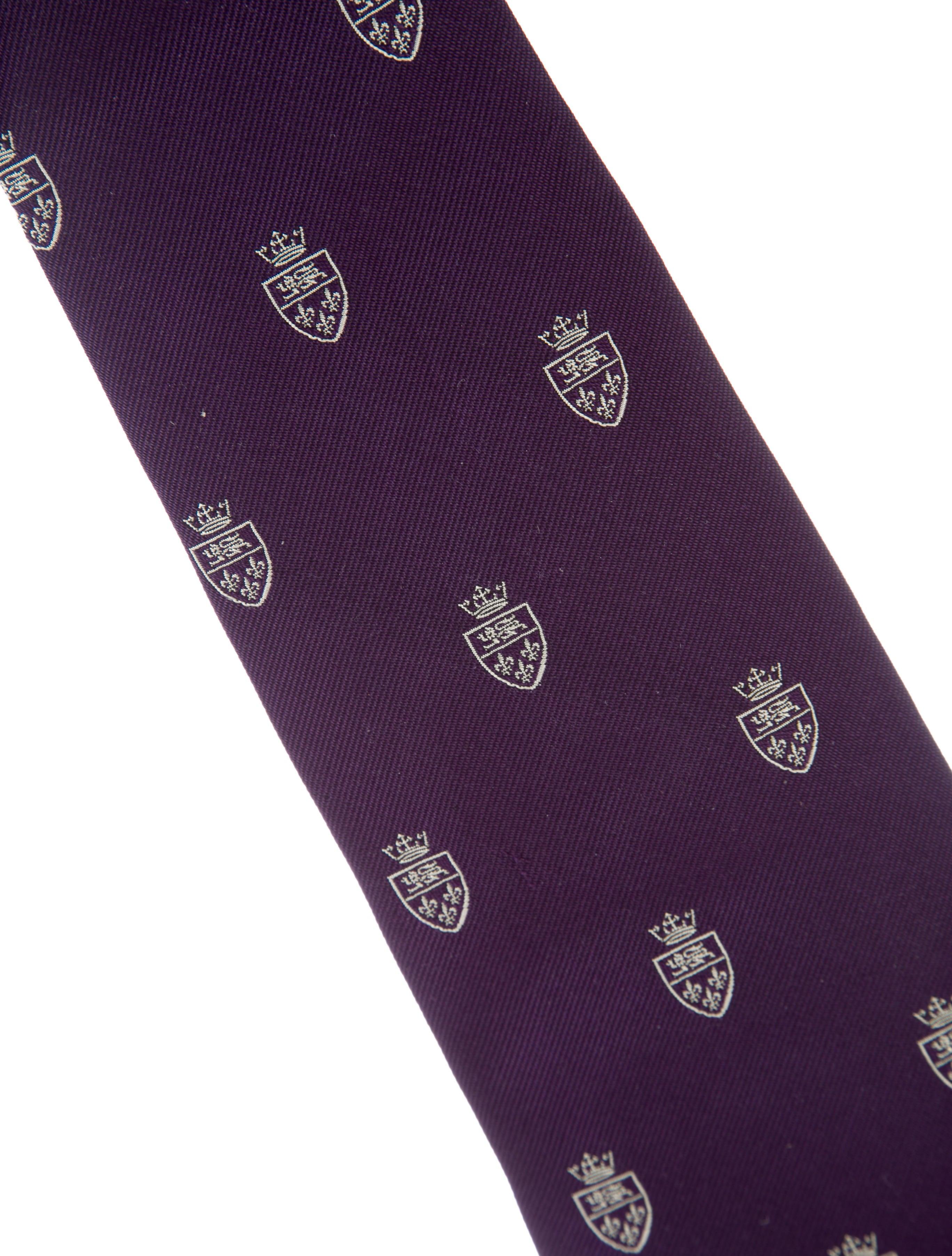 ralph lauren purple label silk patterned tie suiting. Black Bedroom Furniture Sets. Home Design Ideas