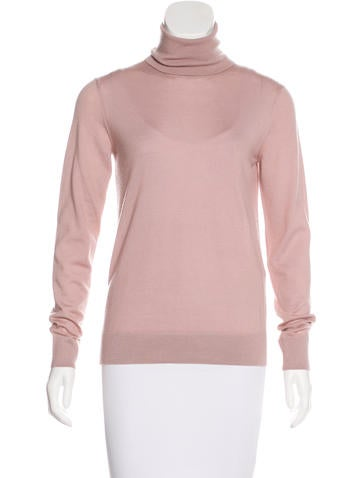 Ralph Lauren Purple Label Cashmere Long Sleeve Sweater None