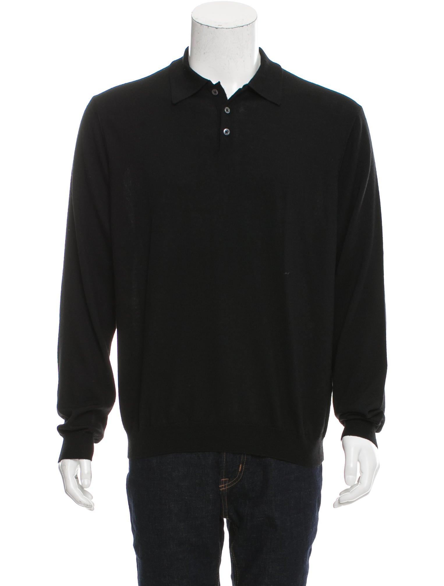 Ralph lauren purple label wool polo sweater clothing for Ralph lauren black label polo shirt