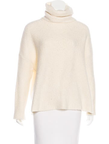 Ralph Lauren Purple Label Cashmere & Silk Sweater None