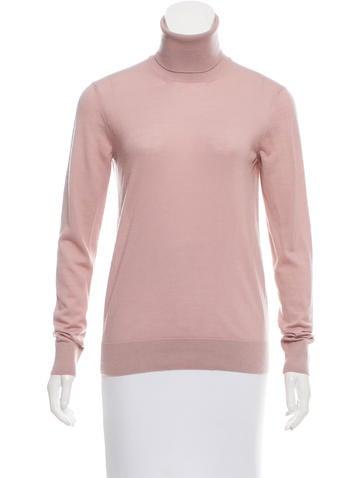Ralph Lauren Purple Label Knit Turtleneck Sweater None