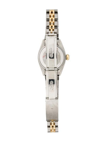 Datejust Two-Tone Watch