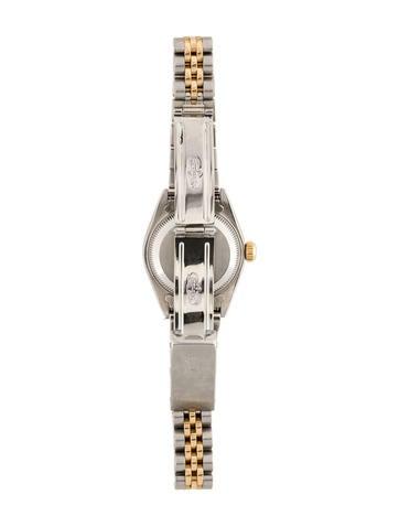 Datejust Diamond Jubilee Watch
