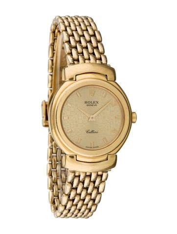 18K Cellini Watch