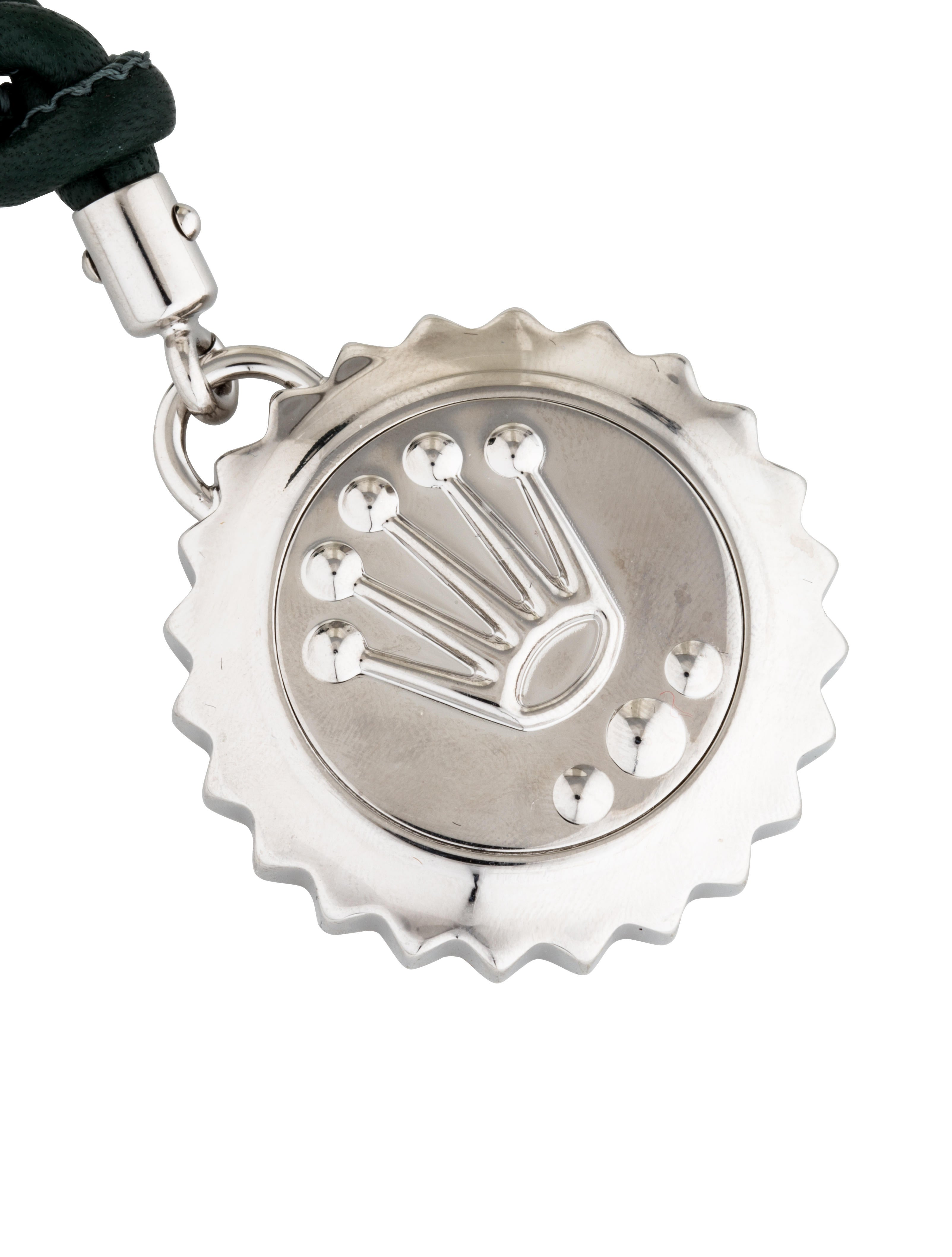Rolex Triple Lock Crown Key Chain , Accessories , RLX22339