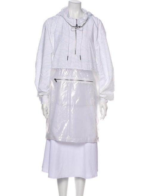 Rochambeau 2015 Trench Coat White
