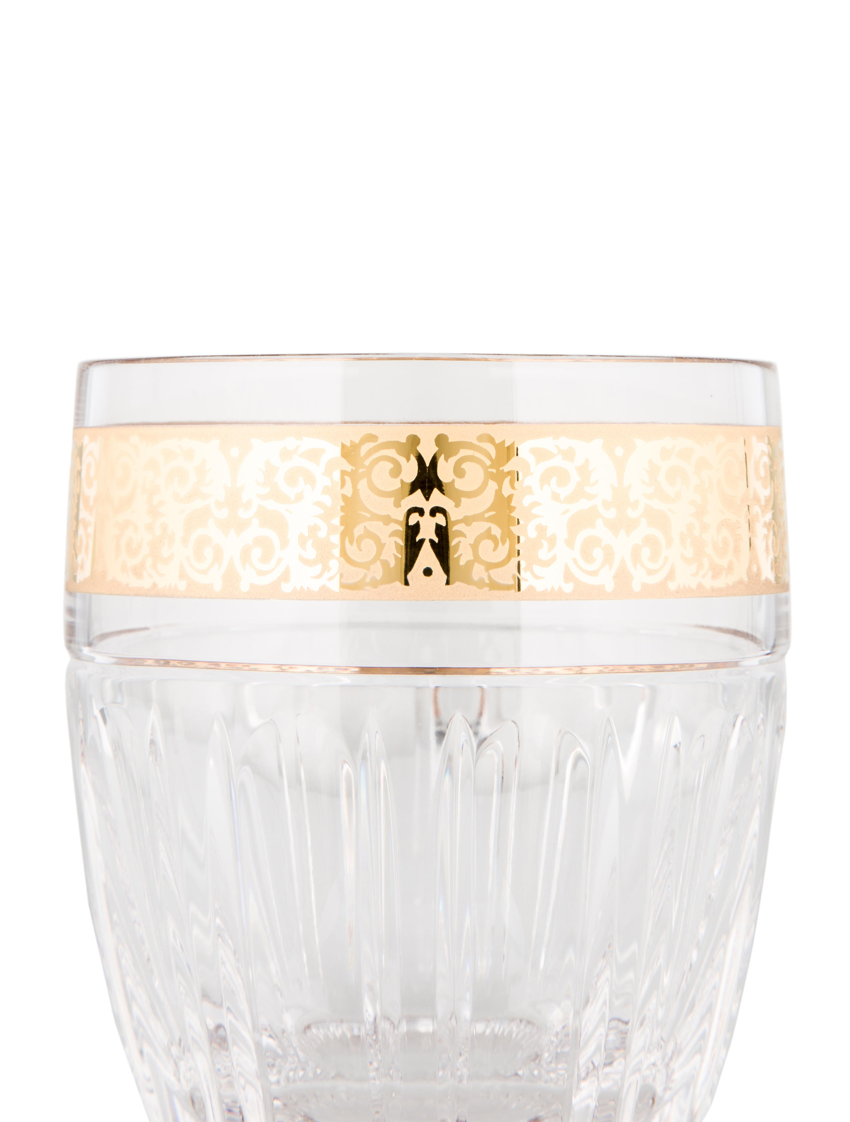 Rosenthal Meets Versace Gala Prestige Whiskey Glass  : RMV202592enlarged from www.therealreal.com size 2793 x 3685 jpeg 347kB