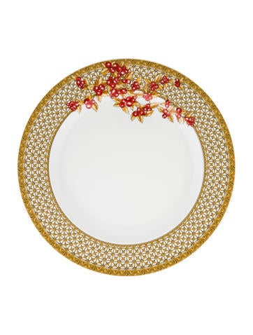 Christmas in Your Heart Dinner Plate