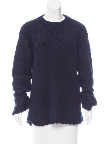 Roberto Cavalli Cashmere Knit Sweater w/ Tags None