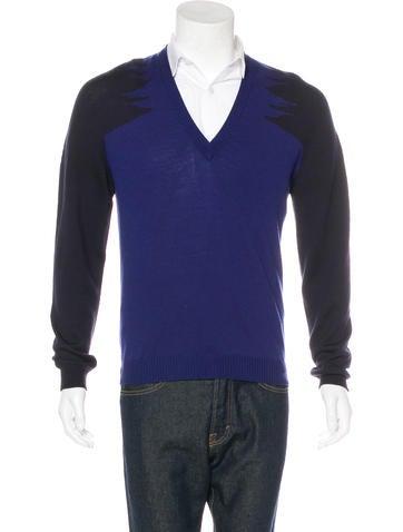 Roberto Cavalli Wool & Cashmere Sweater None