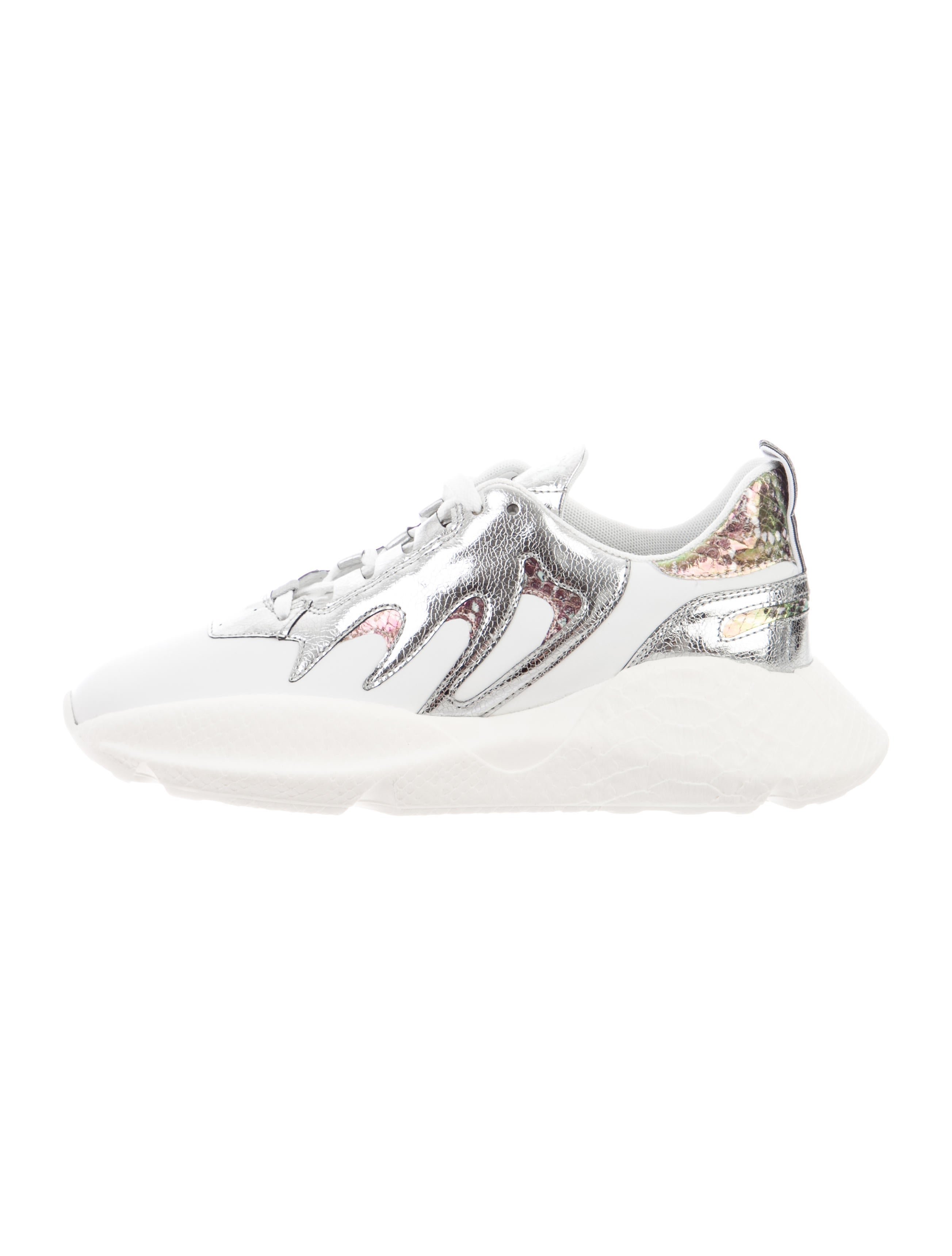 Roberto Cavalli Viper Sneakers w/ Tags