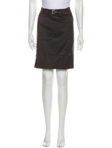 Roberto Cavalli Knee-Length Skirt