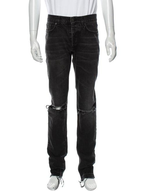 Roberto Cavalli Skinny Jeans Grey