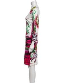 Roberto Cavalli Vintage Knee-Length Dress
