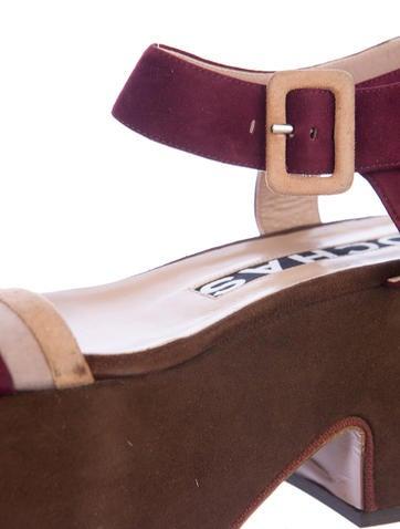 Platform Sandals w/ Tags