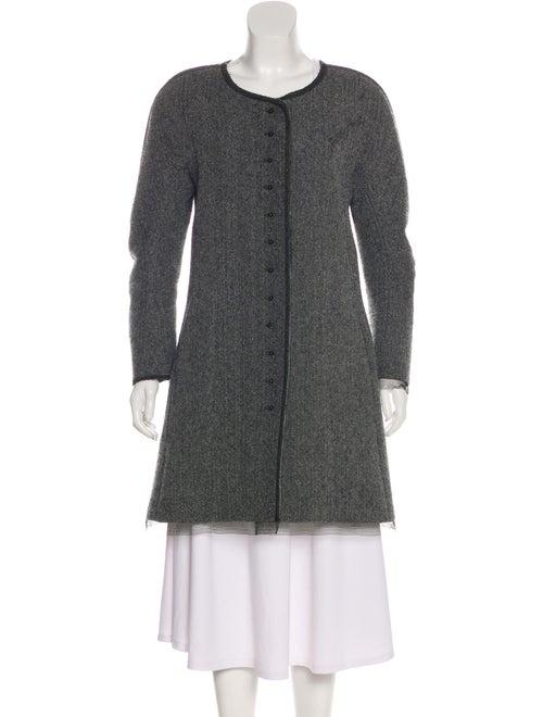 Rochas Coat Black
