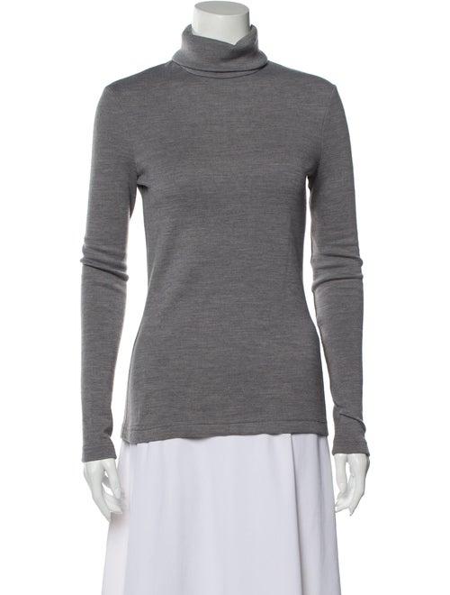 Rodarte Turtleneck Sweater Grey