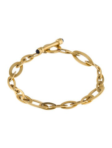 Roberto Coin 18K Chic & Shine Small Link Bracelet None