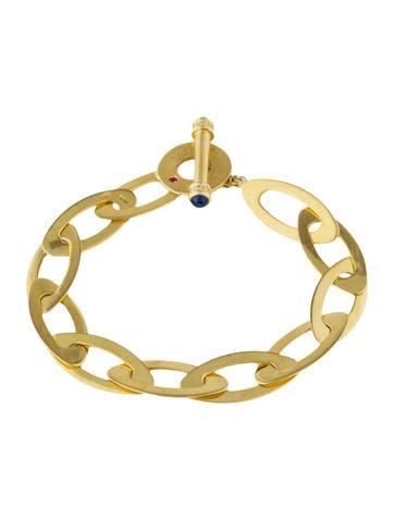 Roberto Coin 18K Chic & Shine Link Bracelet None