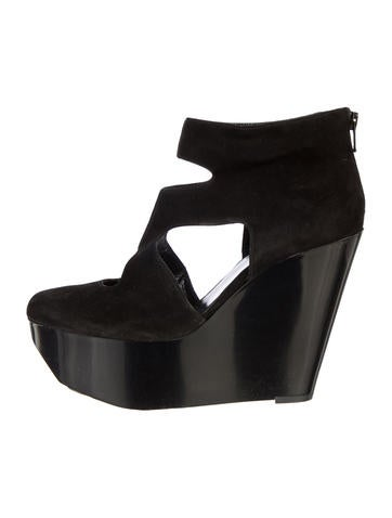 Platform Ankle Boots w/ Tags