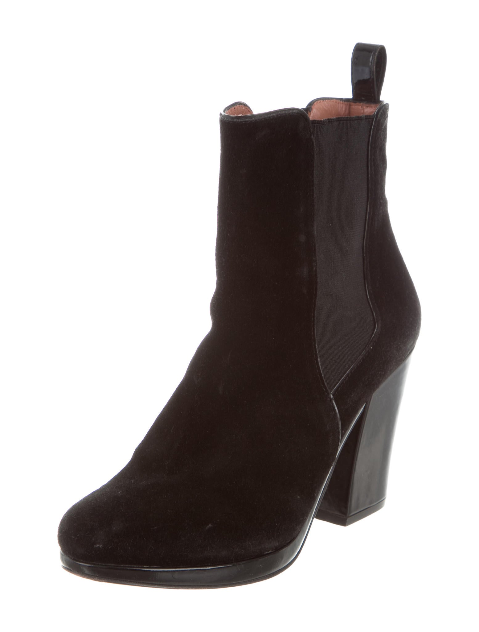 robert clergerie suede ankle boots shoes rog25883
