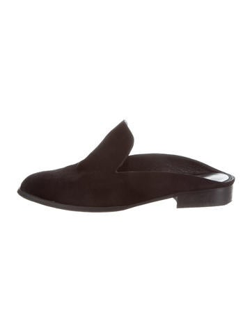 for cheap sale online Robert Clergerie Suede Pointed-Toe Oxfords cheap sale shop FLU8f3
