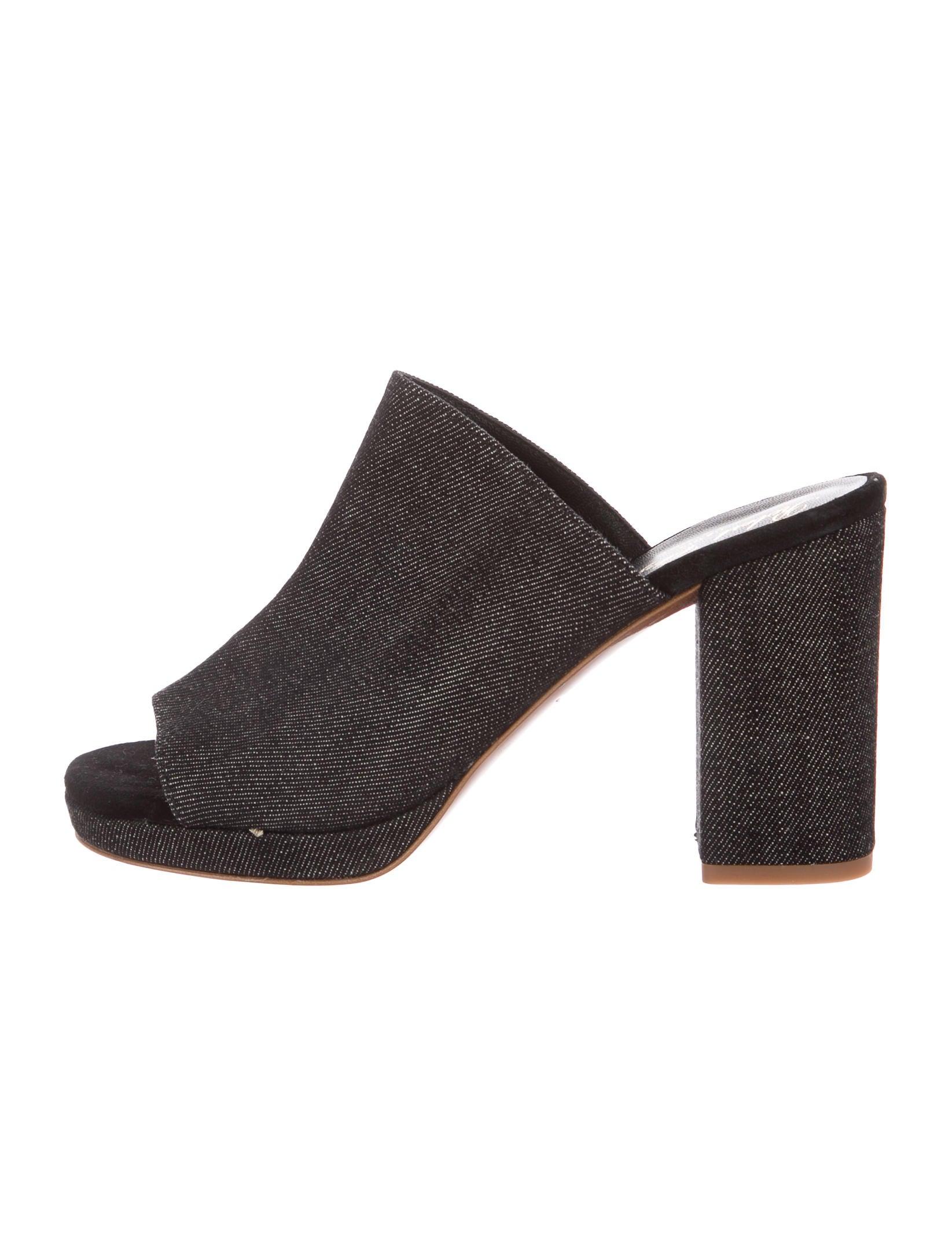 Sandals Robert Clergerie Abricet Denim