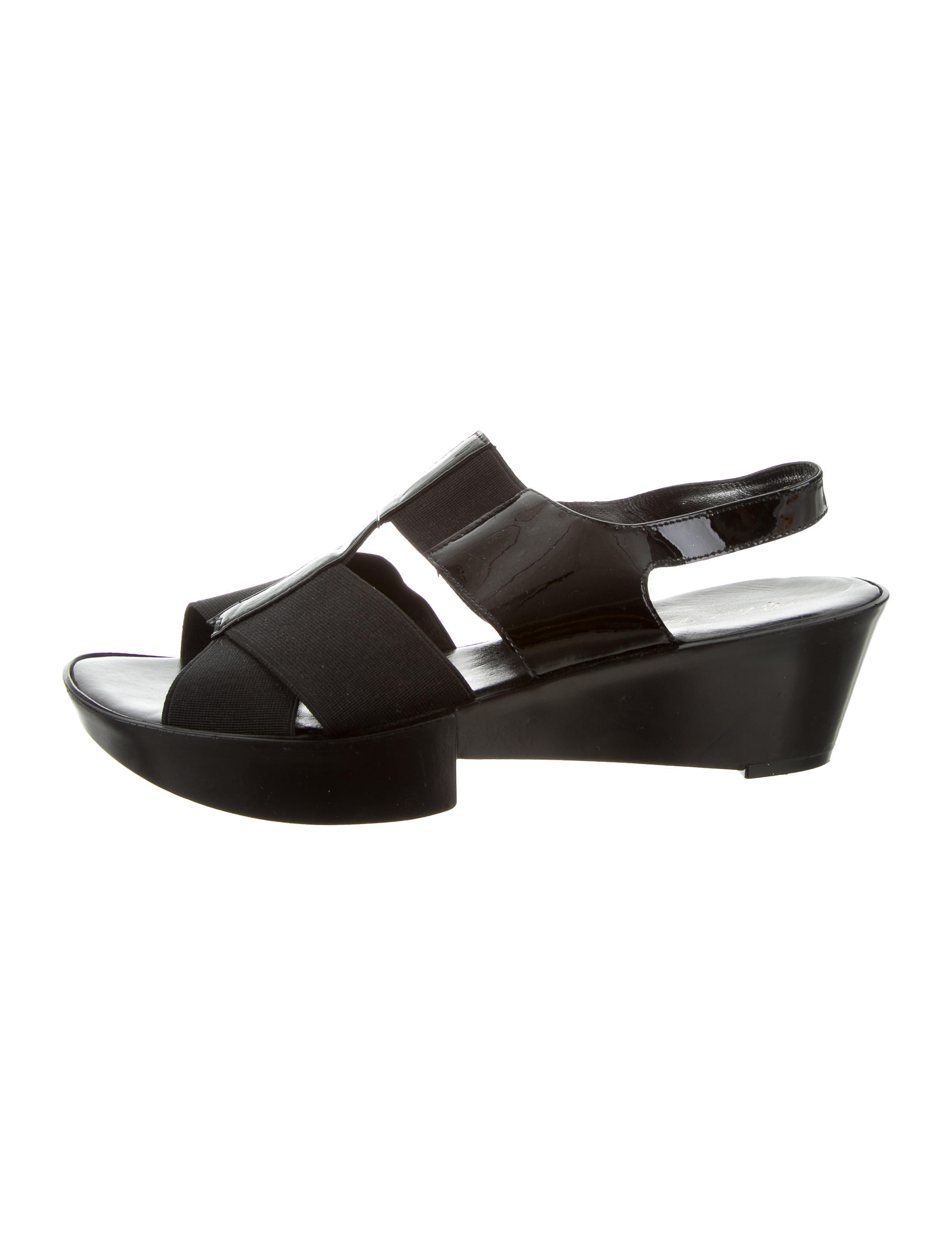 Robert Clergerie Leather Multistrap Sandals discount with credit card cheap outlet locations me0WN