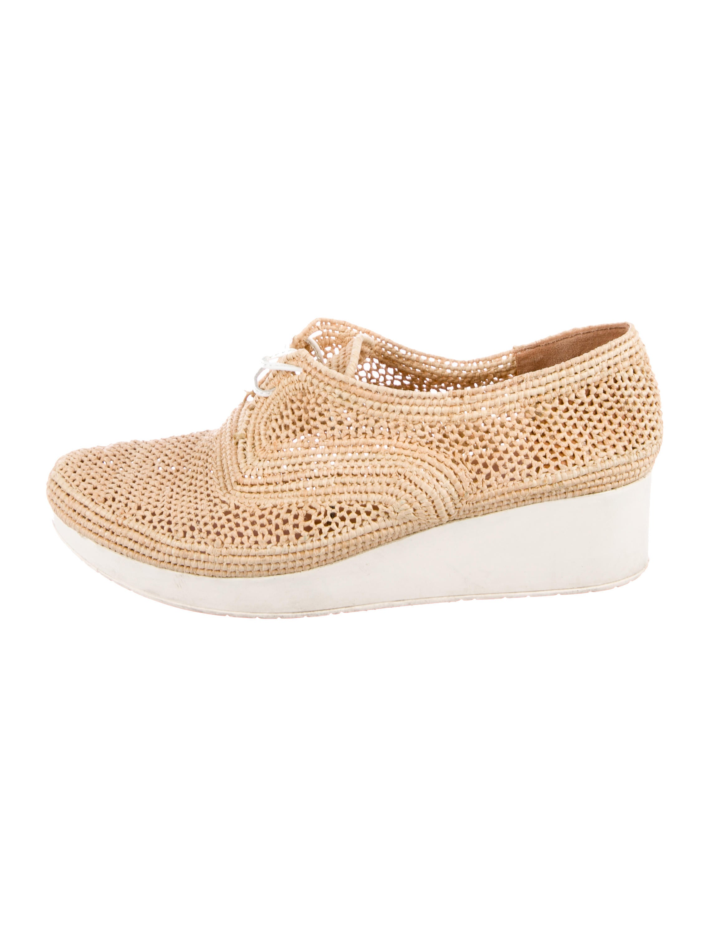 clearance 2014 unisex Robert Clergerie Vicolek Raffia Sneakers official cheap online sale latest 4Y2r6YNC