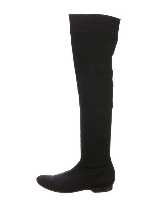 Robert Clergerie Boots Black