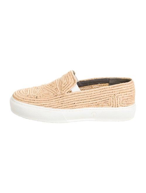 Robert Clergerie Woven Sneakers