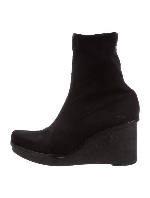 Robert Clergerie Sock Boots Black