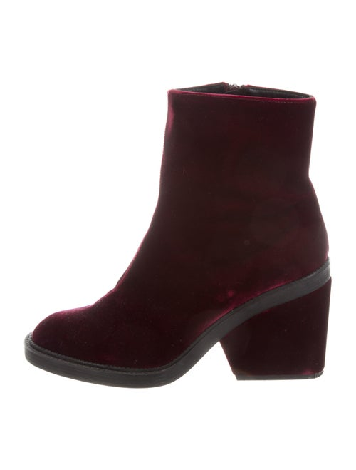 Robert Clergerie Boots Red