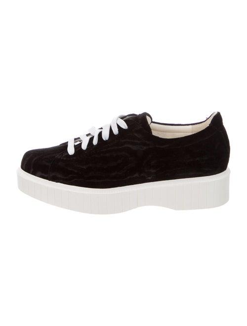Robert Clergerie Sneakers w/ Tags Black