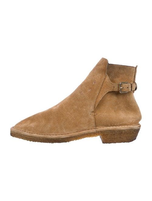 Robert Clergerie Suede Boots