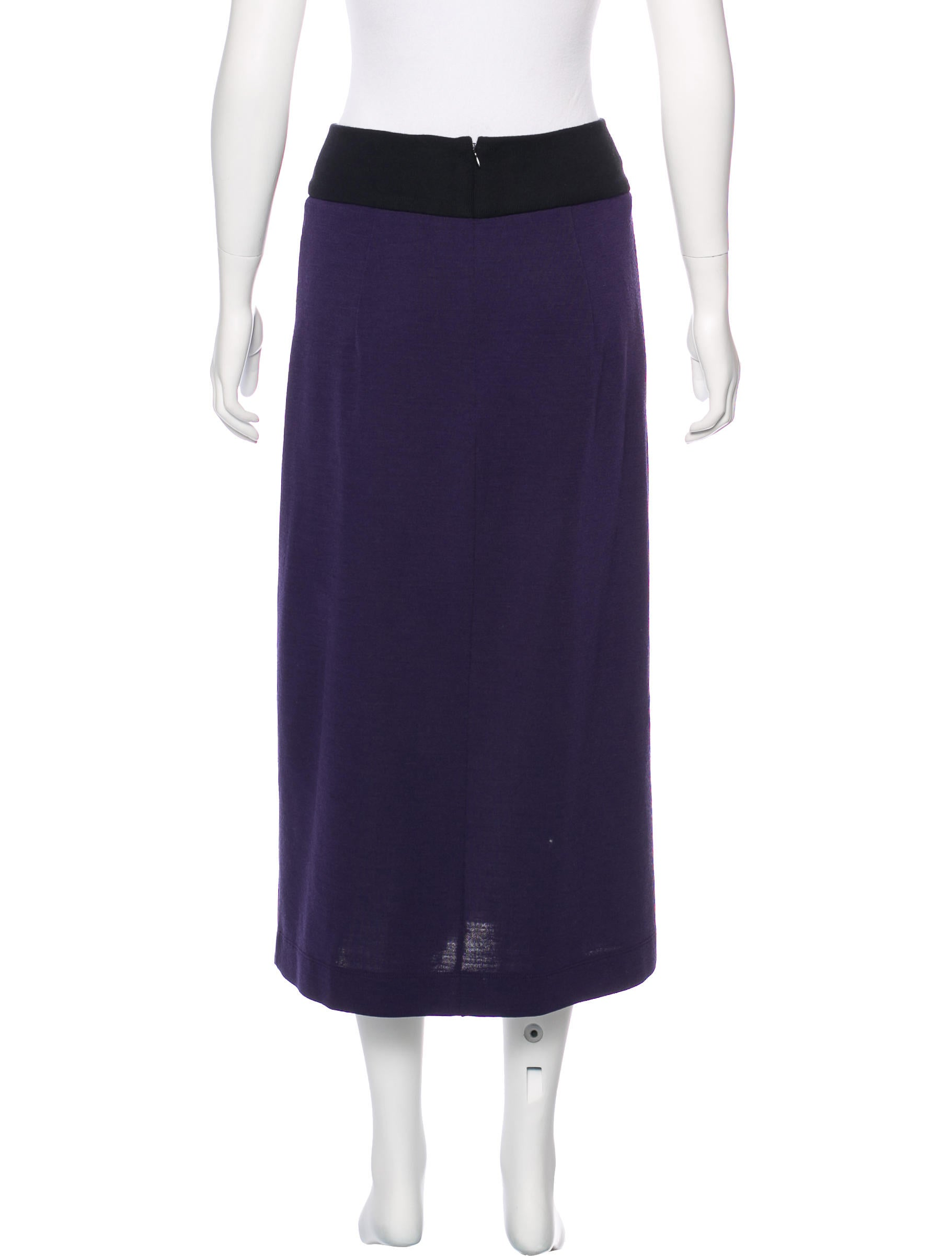 roksanda jersey midi skirt clothing rok20633 the